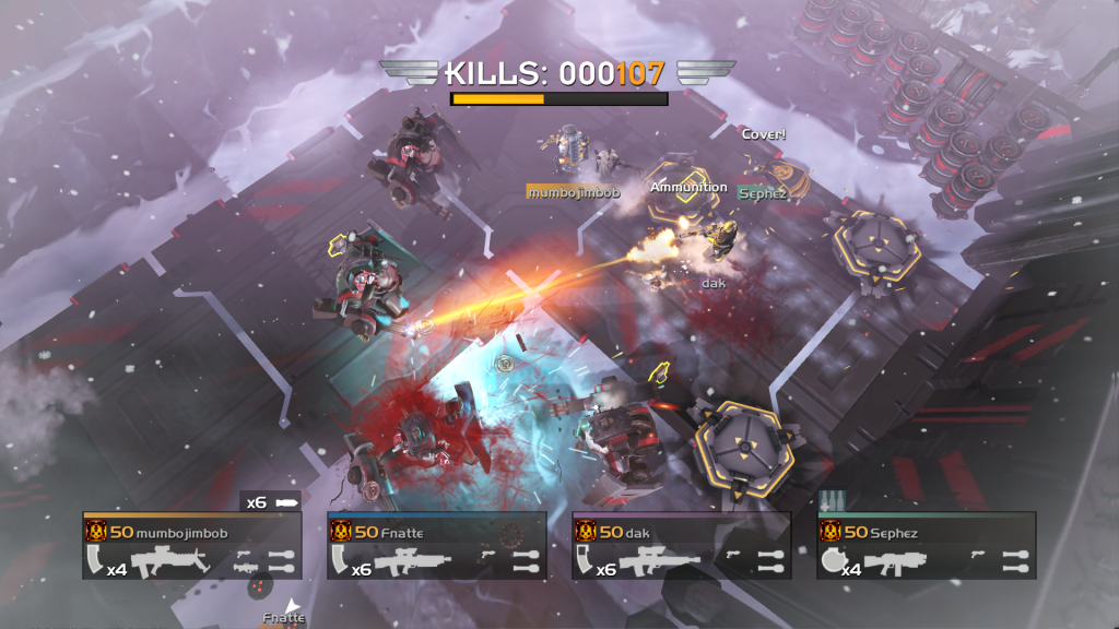 Helldivers matchmaking not working
