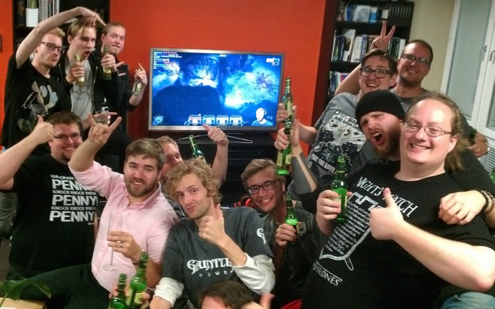 arrowhead-celebrating-gauntlet-release
